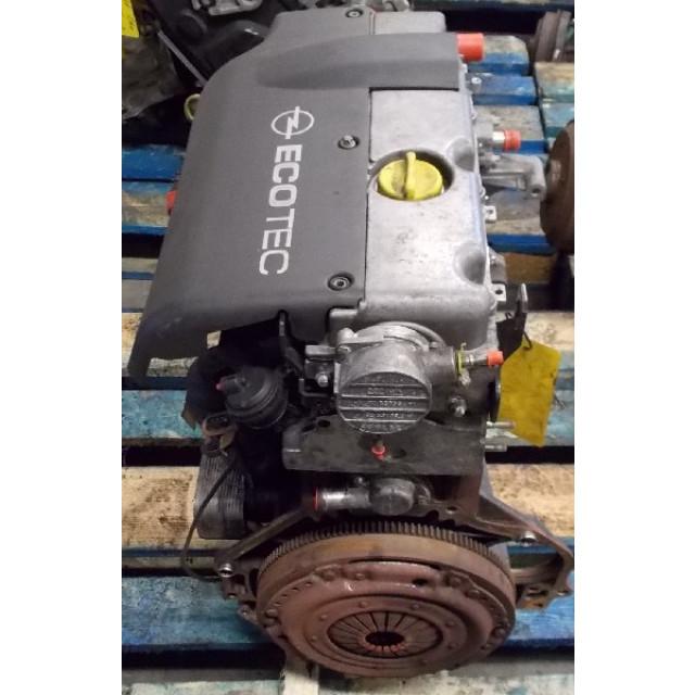 Engine Vauxhall / Opel Astra G (F08/48) (1998 - 2000 ...