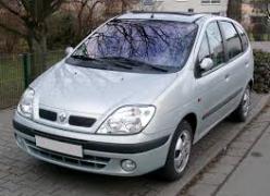 Renault Scénic I (JA) (1999 - 2003)